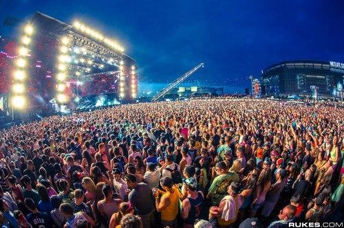 Nicky Romero - Electric Daisy Carnival New York 2013 Live Set