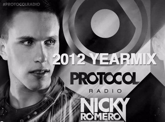 Nicky Romero - Yearmix 2012 : 60 Minute Progressive / Electro House Mix