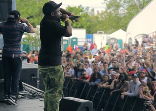 OCD: Moosh & Twist - Love Ya'll (Produced by Big Jerm) (Music Video) : Fresh Laid Back Hip-Hop Visuals