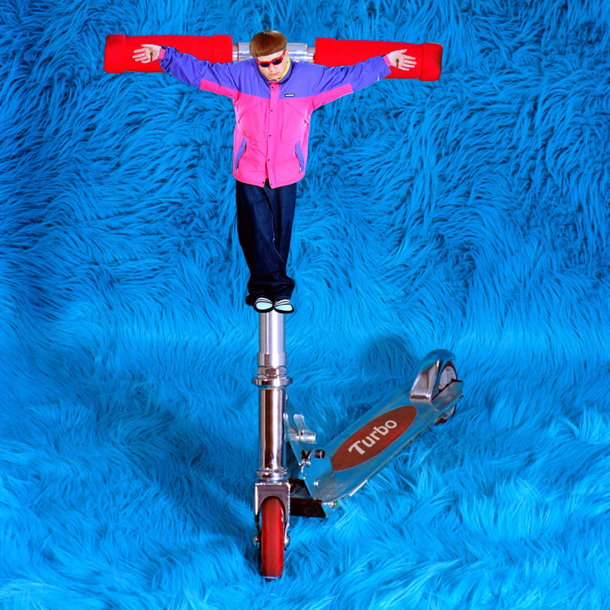Oliver Tree Scooter