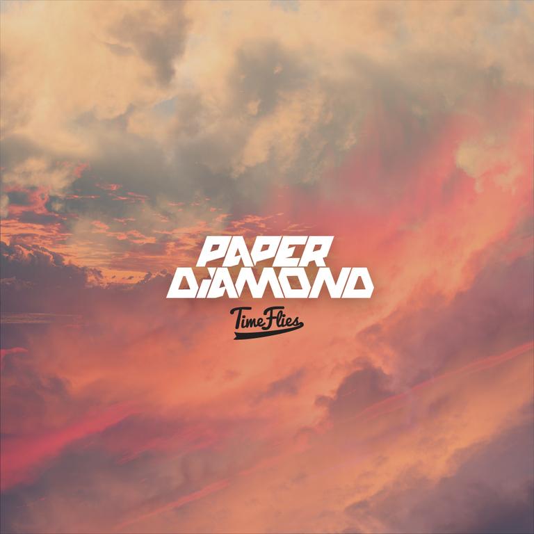 Paper Diamond - Time Flies feat. Russ P : Fresh New Electronic Bass Music BANGER