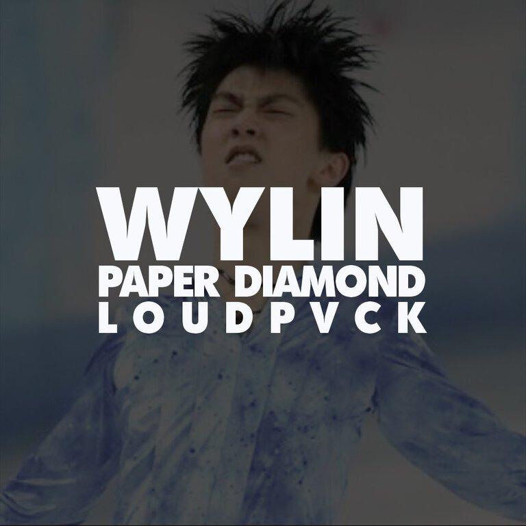 Paper Diamond x LOUDPVCK - Wylin : Massive Trap Anthem [Free Download]