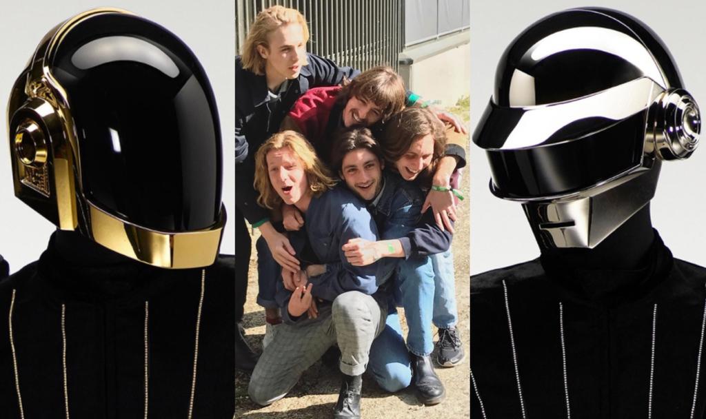 Parcels Daft Punk