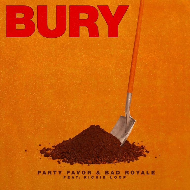 Party Favor Bad Royale Bury Art