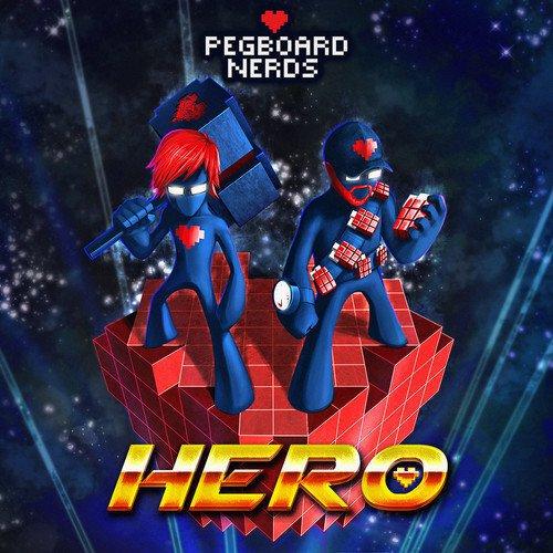 Pegboard Nerds - Hero ft. Elizaveta (Music Video) : Epic Superhero Wearing GoPro Video