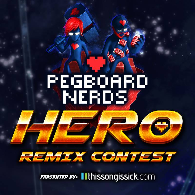 """Pegboard Nerds Launch Remix Competition for """"Hero"""" With Winner Receiving Monstercat Release"""