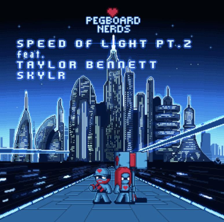 Pegboard Nerds Speed Of Light