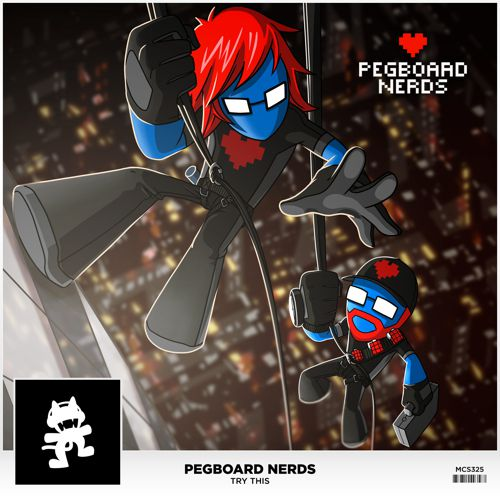 """Pegboard Nerds Unleash Cinematic New Anthem """"Try This"""""""