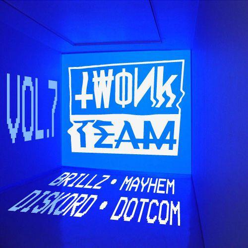 [PREMIERE] Brillz Releases Twonk Team Mixtape Volume 7 Series Ft. Brillz