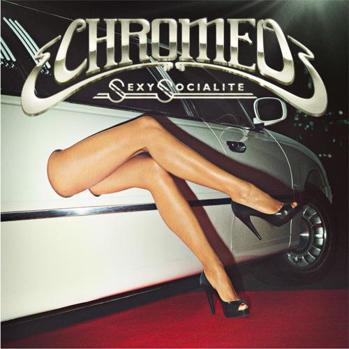 [PREMIERE] Chromeo - Sexy Socialite (Boys Noize Remix)