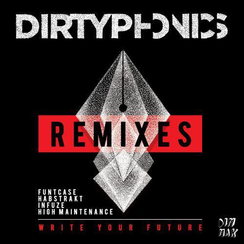 [PREMIERE] Dirtyphonics & UZ ft. Trinidad Jame$ - Hustle Hard (Habstrakt Remix) : Bass Fueled Future House
