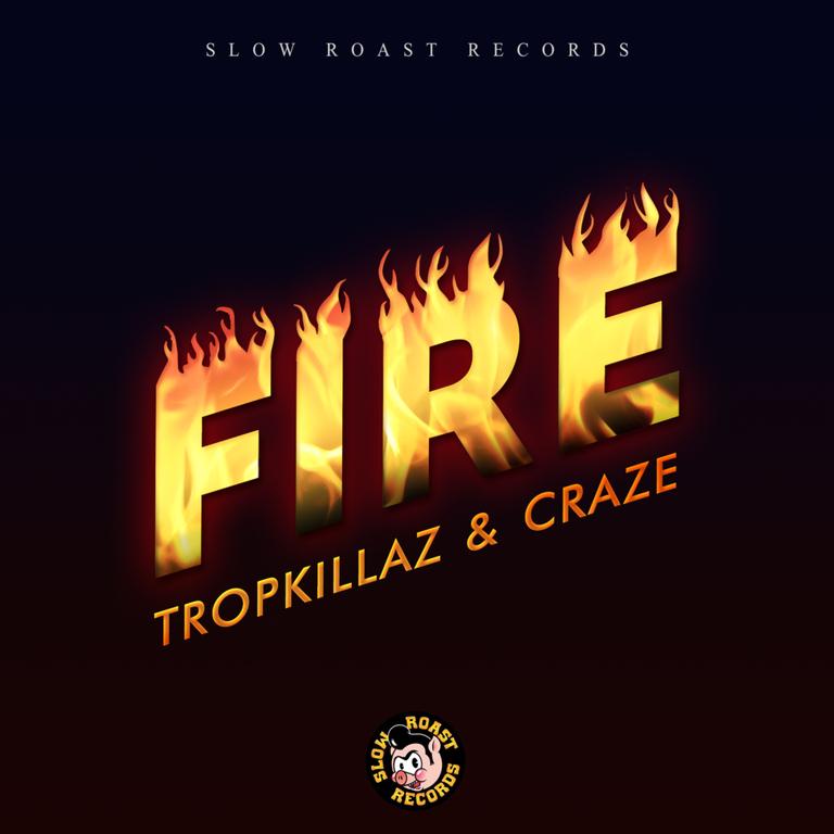 """[PREMIERE] DJ CRAZE and Tropkillaz Combine For Massive Trap Original """"Fire"""" [Free Download]"""