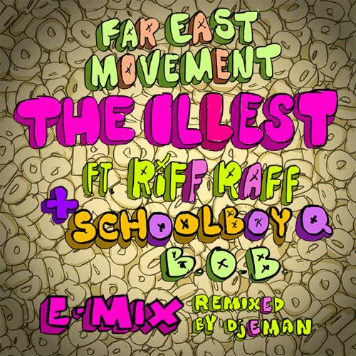 [PREMIERE] Far East Movement - The Illest (Remix) (Ft. Riff Raff