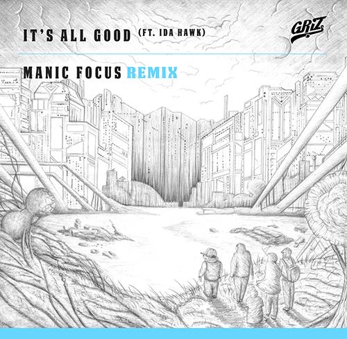 [PREMIERE] GRiZ - It's All Good (Manic Focus Remix) : Electro Funk Remix [Free Download]