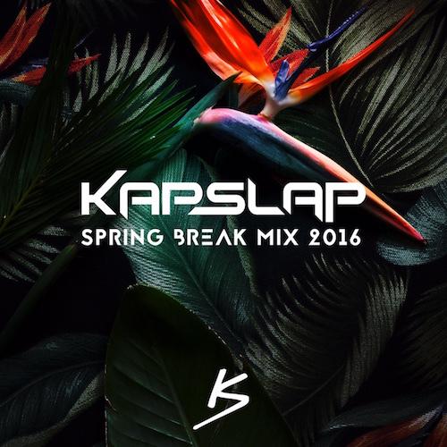 [PREMIERE] Kap Slap - Spring Break Mix 2016 [Free Download]