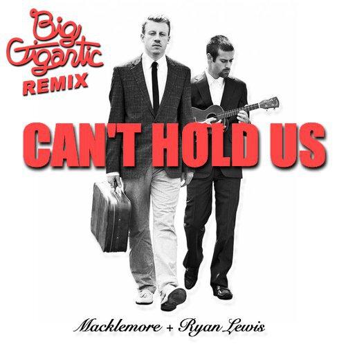 [PREMIERE] Macklemore & Ryan Lewis - Can't Hold Us (Big Gigantic Remix)  [Free Download]