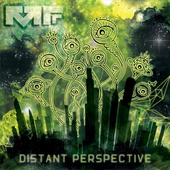 [PREMIERE] Manic Focus - Distant Perspective (Album) : Amazing Electro-Soul / Bass Album [Free Download]