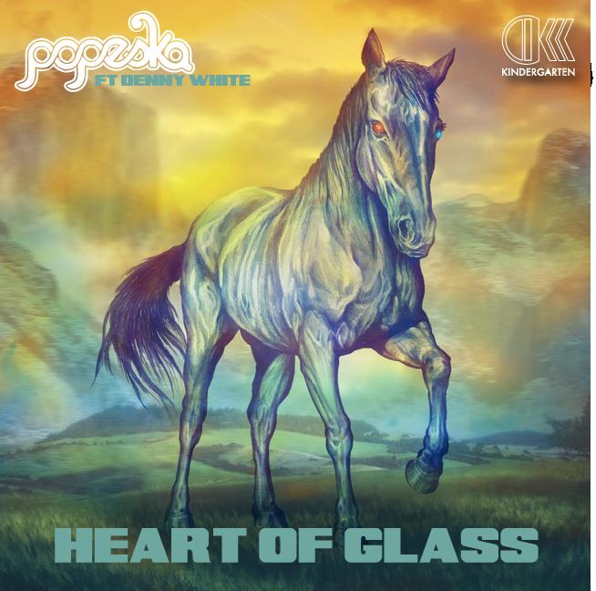 [PREMIERE] Popeska - Heart of Glass ft. Denny White : Incredible Melodic Progressive / Electro House Original