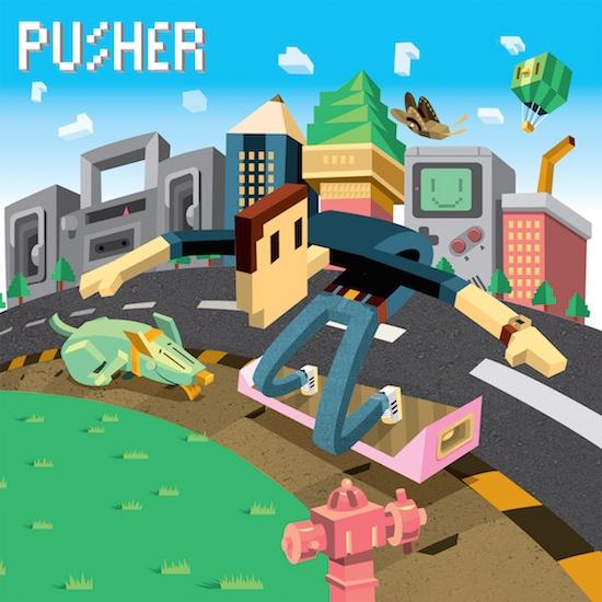 "[PREMIERE] Rising Producer Pusher Delivers Breakout OriginalSingle ""Clear"""