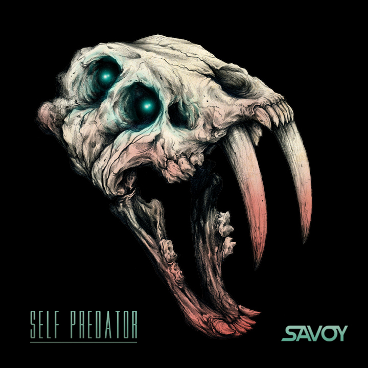 "[PREMIERE] Savoy Unleash ""Self Predator"" Full Length Album : Electro House / Dubstep [Free Download]"