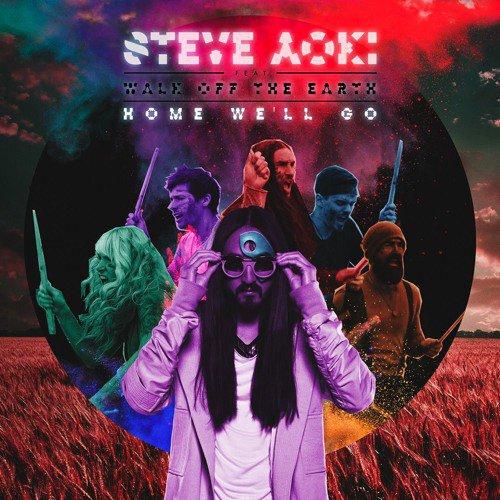 [PREMIERE] Steve Aoki - Home We'll Go (Pham Remix) : Refreshing Future Bass