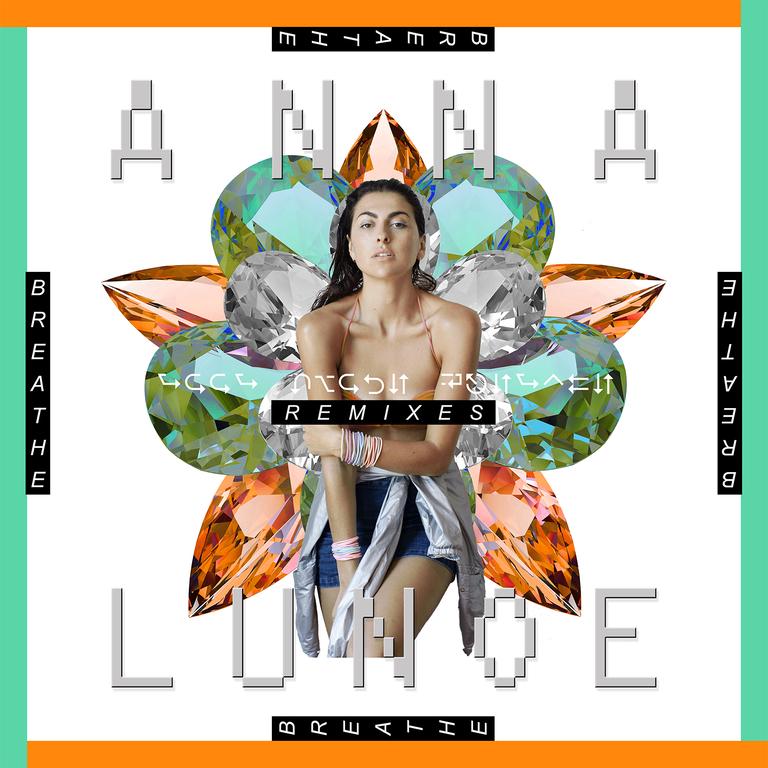 [PREMIERE] Treasure Fingers Goes Dark and Sexy On Anna Lunoe 'Breathe' Remix : Tech / Deep House