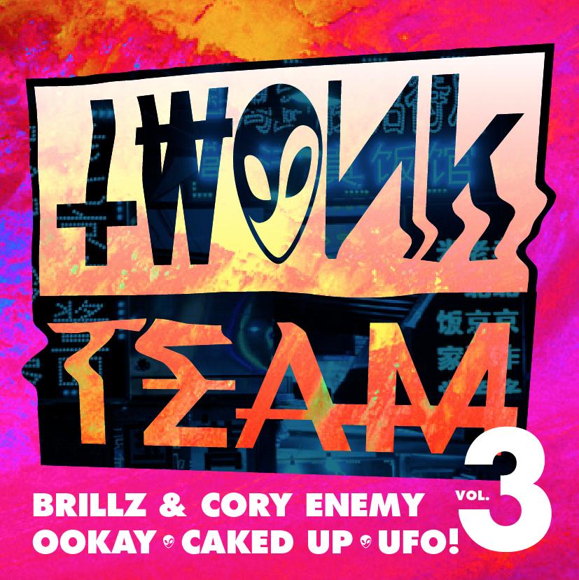 [PREMIERE] TWONK TEAM MIXTAPE VOL. 3 ft Brillz b2b Cory Enemy