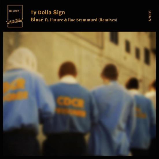 "[PREMIERE] Ty Dolla $ign's""Blasé"" ft. Future & Rae Sremmurd ReceivesRemix From Wheathin : Future Bass / Trap"