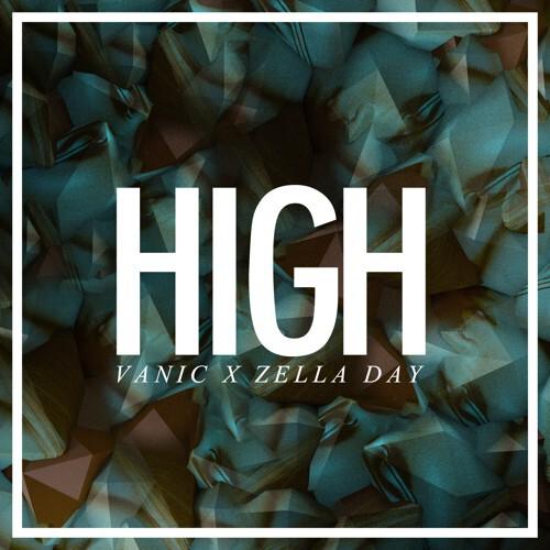 [PREMIERE] Vanic x Zella Day - HIGH (Remix) : Incredible Future Bass Remix
