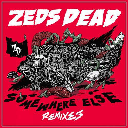 [PREMIERE] Zeds Dead - Bustamove (MSCLS Remix) : Unbelievable House / Techno Remix