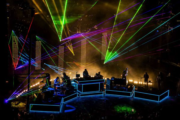 Pretty LightsAnnounces Red Rocks 2015 Dates & Shares Incredible Recap Video With Symphony Members