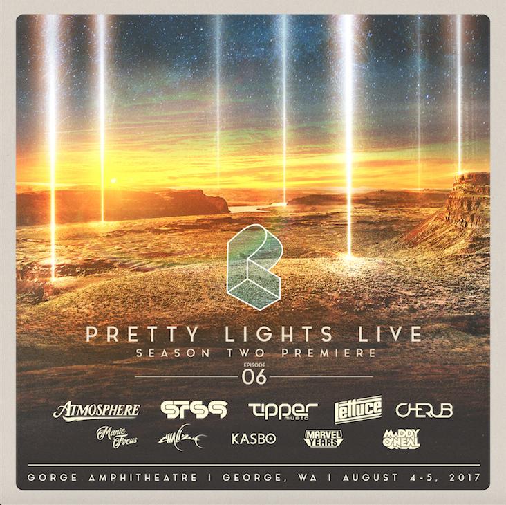 Pretty Lights Live - The Gorge