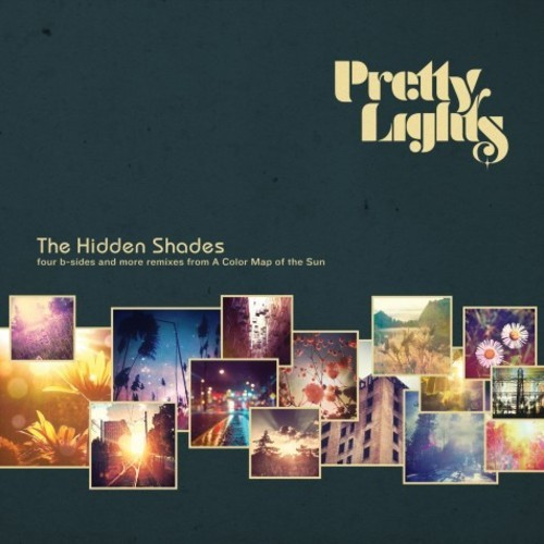 Pretty Lights - The Hidden Shades (Full Album) : Brand New Release for Record Store Day