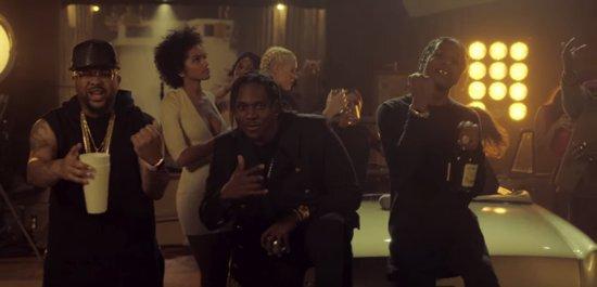 Pusha T - M.P.A. (ft. A$AP Rocky