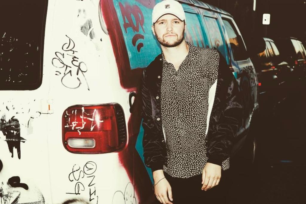Quinn XCII Press Van