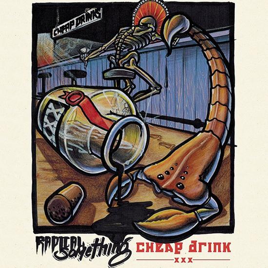 Radical Something - Cheap Drink : Summer Reggae / Hip-Hop [Thissongissick.com Premiere] [Free Download]