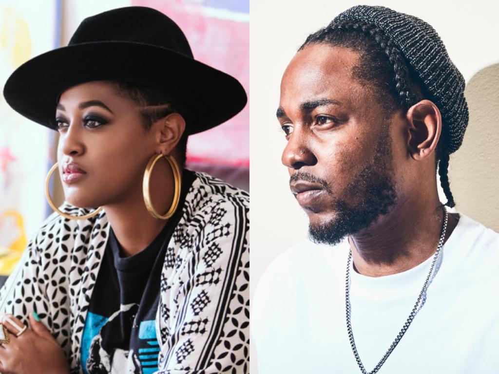 Rapsody Kendrick Power
