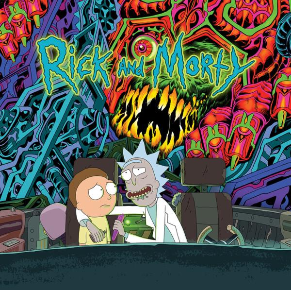 rick morty album