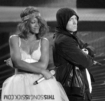 Rihanna ft. Eminem - Love The Way You Lie (Pt. 2): Sick New Version of the Rap/Pop Single