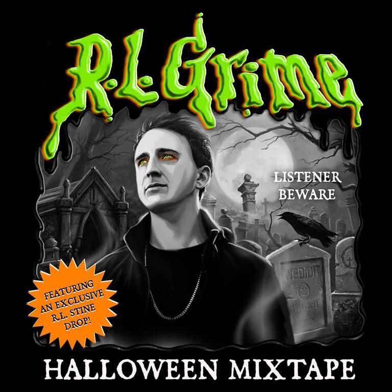RL Grime - Halloween Mixtape : Must Hear Trap / Bass Mix [Free Download]