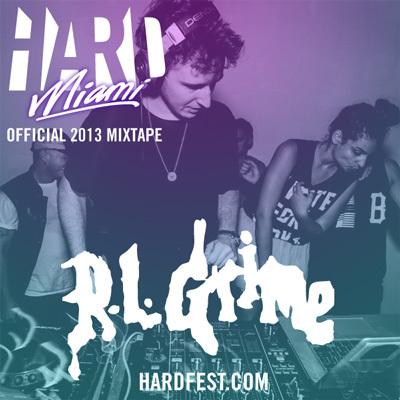 RL Grime - Hard Miami Official Mixtape 2013 : 30 Minute Trap / Hip-Hop Mix [Free Download]