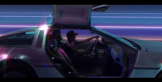 Rockie Fresh - Nobody (Music Video) : Hip-Hop Video featuring DeLorean + New Mixtape [TSIS PREMIERE]