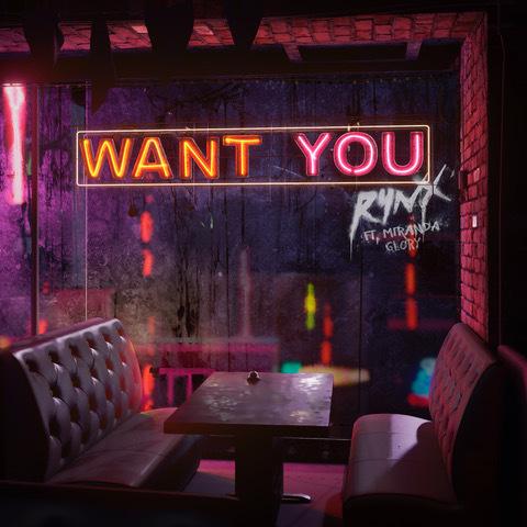 Rynx Want you artwork