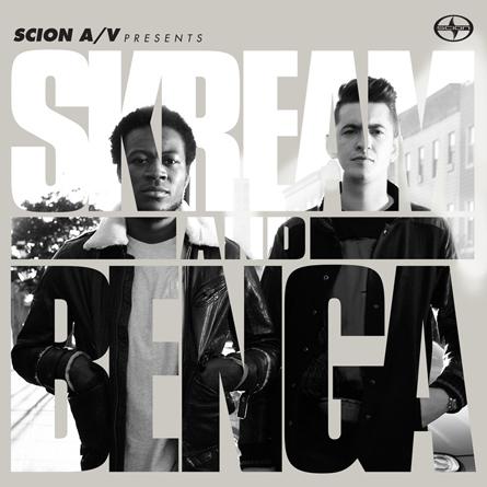 Scion A/V Presents Skream & Benga EP : Must Hear HEAVY 5 Song Dubstep EP