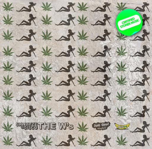 Shwayze & Cisco Adler - The W's: Chill Hip-Hop Mini Album