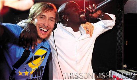 SICK NEW David Guetta ft. Akon - 'Life of a Superstar'