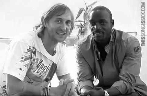 Sick New Hip-Hop/House: Akon ft. David Guetta - Once Radio