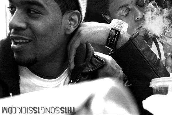 SICK NEW RAP: Kid Cudi ft. Lil Wayne - The Outcome
