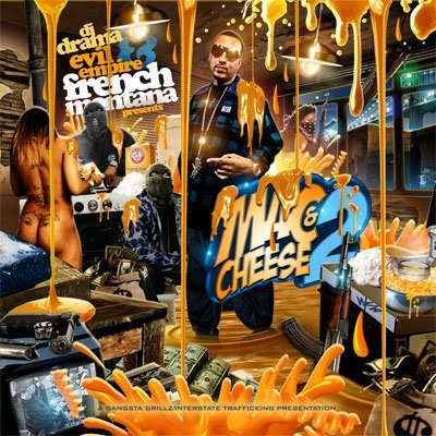 Sick Rap Mixtape French Montana - 'Mac & Cheese 2' ft. Curren$y and more