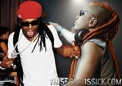 Sick Version of 'We're in Heaven' - DJ Sammy: Lil Wayne Remix ft. Kanye West